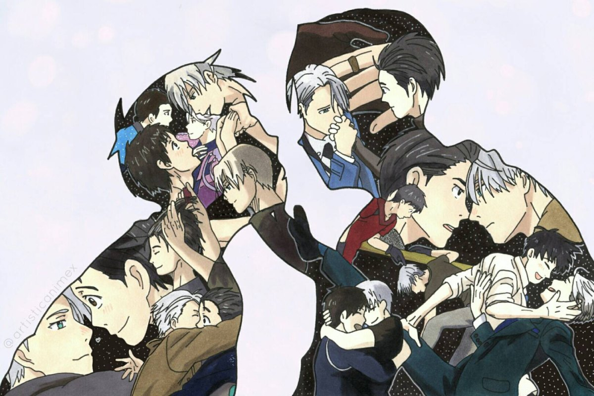 Why I loved Yuri on Ice