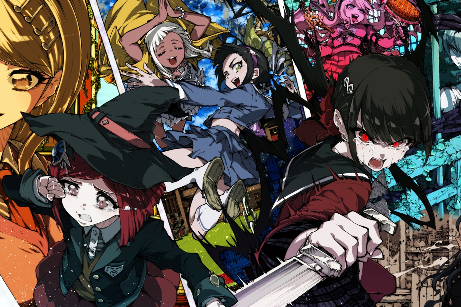 Why Danganronpa V3: Killing Harmony was my favourite game of